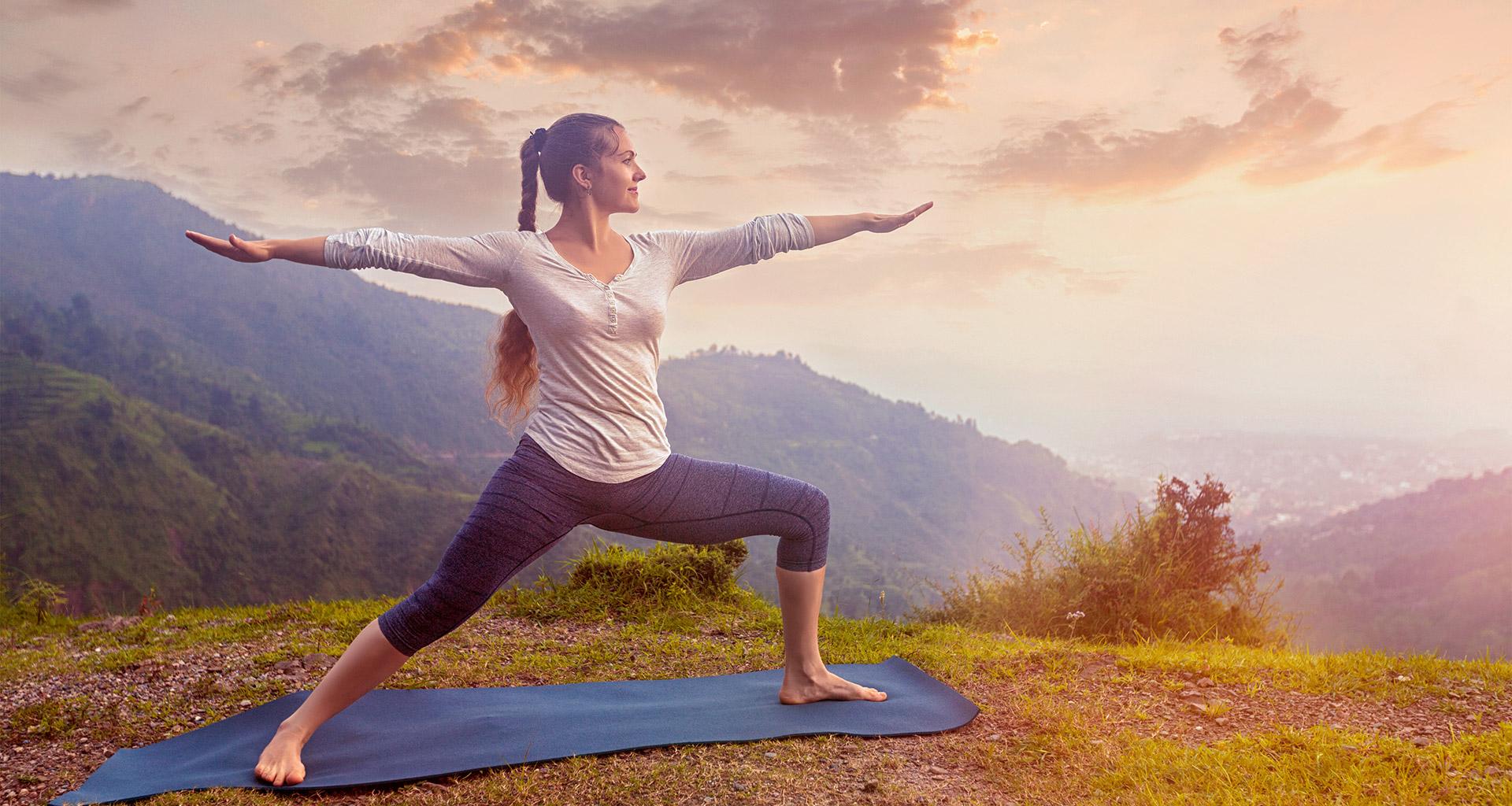 Your Health Coach Yoga Trainer Slide